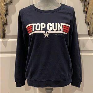 XXI Top Gun Sweatshirt size Small